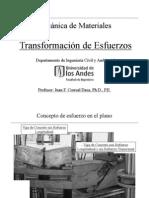 2. Transformacion Esfuerzos