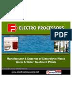 Electro Processors Pune India