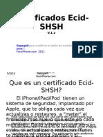 Ecid Shsh v1.2