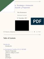 Metodologia de la Investigacion CTI