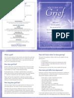 Grief Brochure