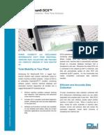 DCX Product Sheet