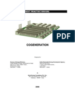 Best Practice Manual-cogeneration