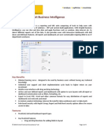 Data Sheet - Orqubit Business Intelligence for Tally.ERP9 and other applications