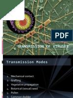 Transmission of Viruses