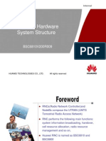 BSC6810 Hardware System Structure