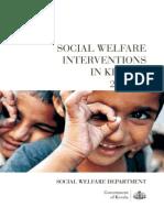 Kerala Social Weflfare Report