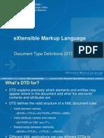 03 - XML - DTD