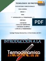 Unida4 Introduccion a La Termodinamica
