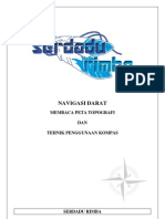 Navigasi Darat by Serdadurimba