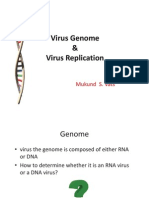 Virus Genomes and Its Replication PART 1