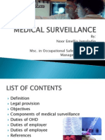 Medical Surveillance (Emellia)