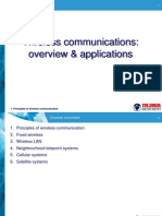 1. Principles of Wireless Communication