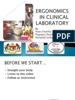 Ergonomics in Clinical Laboratory (Emellia)