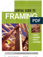 [Architecture eBook] the Essential Guide to Framing