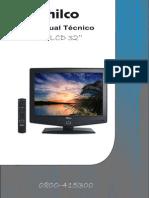 Manual Tecnico Philco LCD PH32