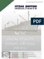 Overcapacity in 2010 Reprot