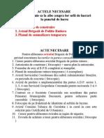 Formulare Necesare Autorizatie Brigada Politie Rutiera