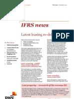 IFRS News - November 2011