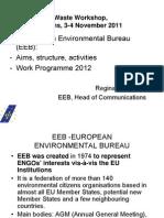EEB Presentation Athens Schneider