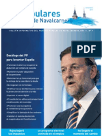 Revista Populares Navalcanero Nº 9 Noviembre 2011