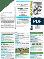 Folleto escuelas deportivas 2011-12