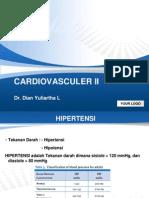 Cardiovasculer II