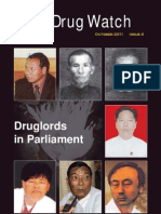 Shan Drug Watch 2011 Drugloards in Parliament-engl