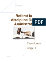 Definitia Si Trasaturile Dreptului Administrativ Si Obiectul Dreptului Administrativ (2)