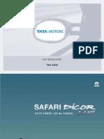 Tata Safari 381