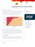 Wire Speed Encryption Solution
