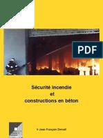 (2) sécurité incendie et constructions en béton