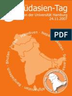 5. Suedasientag - Uni Hamburg (24.11.2007)