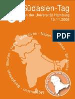 6. Suedasientag - Uni Hamburg (15.11.2008)