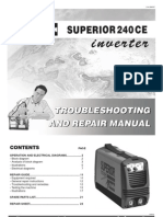 Telwin Superior 240 AP.sudura Inverter