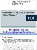 What is the Global Fund to Fight Aids