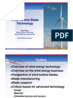 Wind Turbine Blades Overview