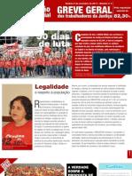 Boletim 03/2011 - Edição Especial - GREVE GERAL