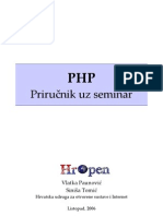 PHP Prirucnik