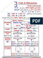 03- Units & Dimensions.