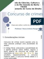 3. Concurso de Crimes