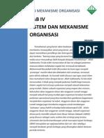 Sistem Dan Mekanisme Organisasi-PMLDK