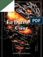 La Durete Du Coeur (ibn al qayyim al jawziya)