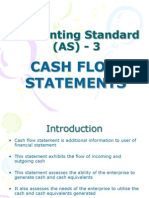 cash flow statements