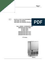 Manual de Instrucciones Abatidor de Temperatura