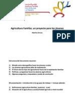 MARTINE DIRVEN. Expert on Rural Development. Chile.