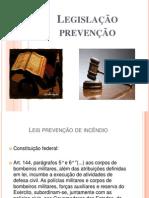 Legislação prevenção aula 04