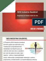 Projeto Sesi Industria Saudavel