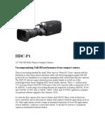 HDC-P1