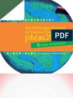 """Exemplo de """"Uma Declaração Universal de Direitos para o Bebê Prematuro"""""""